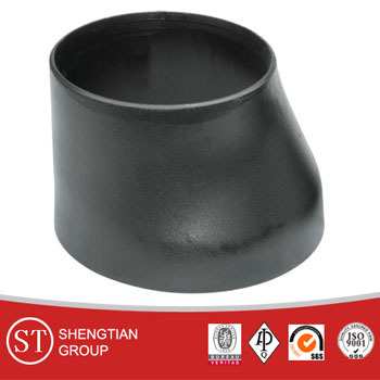 ASTM B16.5 A234 WPB carbon steel butt weld concentric reducer