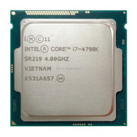 CPU i7 4790K Processor 8M Cache 4.4GHz 1150LGA for sale