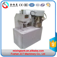 2016 JCT planetary mixer jacketed cooking mixer for glue and cosmetic