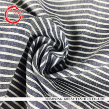 china textile polyester cotton stripe pocket lining pants pocket lining fabric