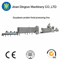 Soya bean protein Chunks Nuggets plant/Machine/making machine