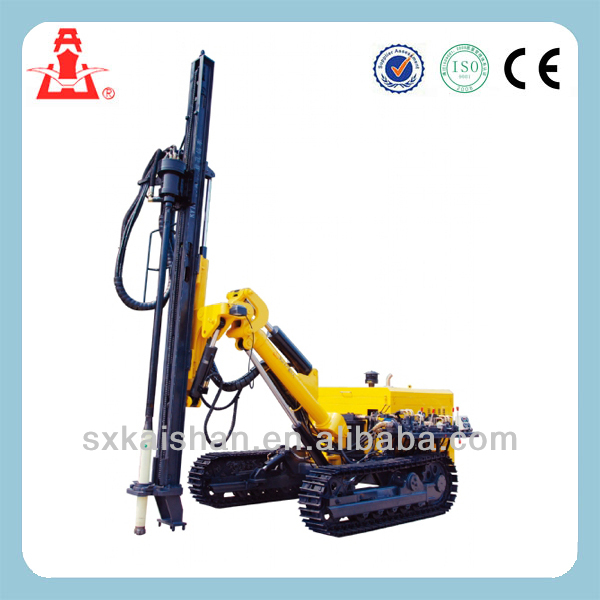 DTH hammer rock mining drill machine hydraulic drill rigs portable drilling rig