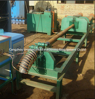 carbon steel sch 40 ,90degree elbow making machine