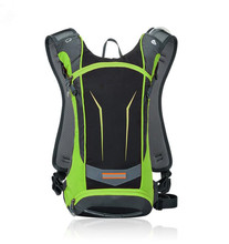 Durable custom camping hiking bike backpack hydration pack