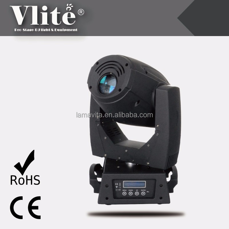 Club Style High Power Stage Equipment 180W LED Moving Head Spot