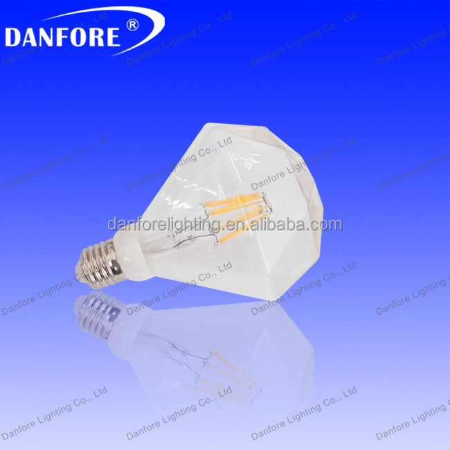 360 degree 6W filament bulb led CE&RoHs approved