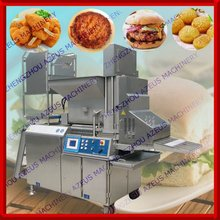 Automatic burger patty moulding mahcine