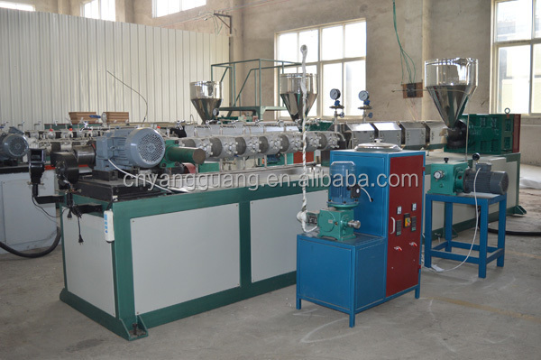 PE foam net production line for fruits and vegetables