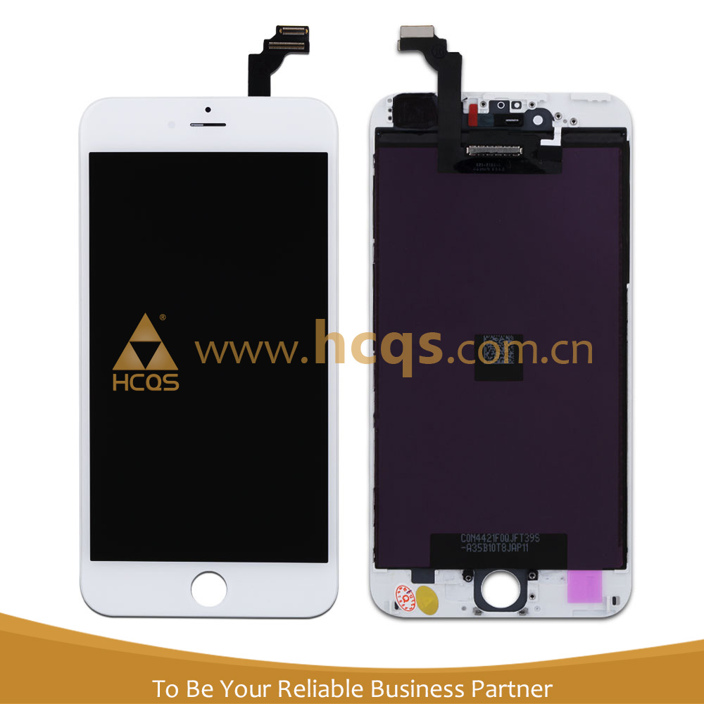 Full OEM LCD screen for iphone 6 plus, display for iphone repair centry
