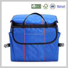 2017 insulated beer can foldable gym cooler bag for outside