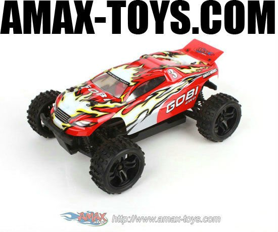 18830 1:18 Scale Electric Power Off-Road Truggy