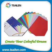 Color copy paper 70gsm paper factory