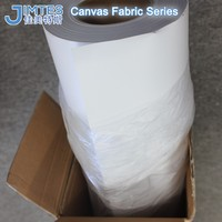 Poly cotton inkjet uv canvas fabric for printing