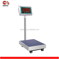 Big display 100kg digital weighing scale