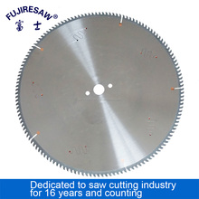 Manufacturer Cutting aluminum PVC Profile Circular Saw Blade for corner braces from china
