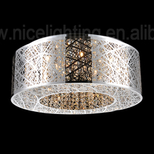 NICE lighting new products crystal modern ceiling light cover suspended led ceiling lighting