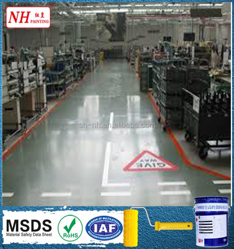 Anti Static Floor Paint : Anti dust static floor paint epoxy in building