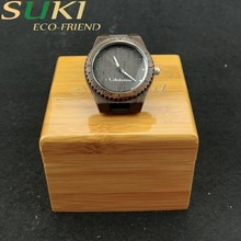 Top fashion natural handmade wooden watches wholesale wood watch dropshipping