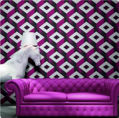 China wallpaper supplier living room pvc embossed 3d wallpaper home decoration for <strong>walls</strong>
