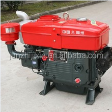 JAPAN QUALITY!!! China 12 HP Water Cooled Diesel Engine S195 (1 cylinder, 4 stroke)