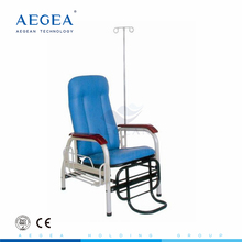 AG-TC001 qualified stainless steel and leather luxurious three pieces cardiac chair