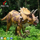 Real Size Outdoor Large Dinosaur Triceratops For Sale