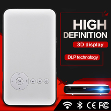 Full hd portable led dlp mini Projector for smartphones