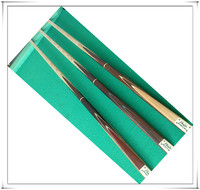 3/4 rose wood brass joint billiard cue