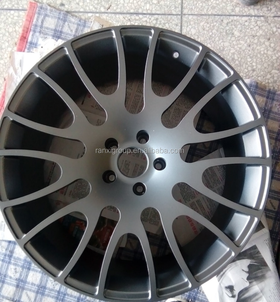 hot selling 1-piece forged wheels