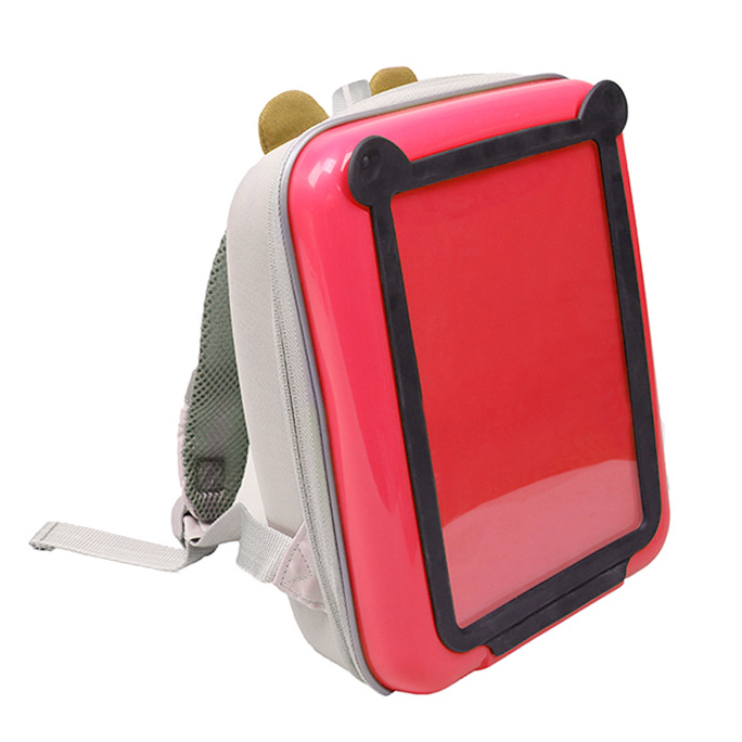 Kids Boxtype drawing school case, kindergarten Box type painting school bag, teens drawing board sketchpad school backpack box