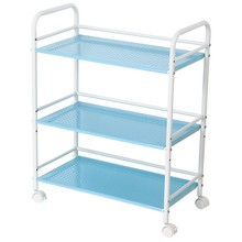412C 3 Tier Kitchen Tea food trolley for home room service trolley