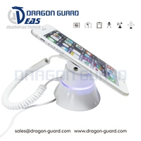 Dragon Guard eas mobile phone alarming anti-theft display holder, mobile display holder (Ce/ISO0