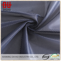 100 Polyester mesh fabric/polyester fabric garment lining