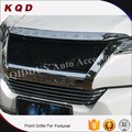 Modified car decoration chrome abs plastic parts toyota fortuner front grille