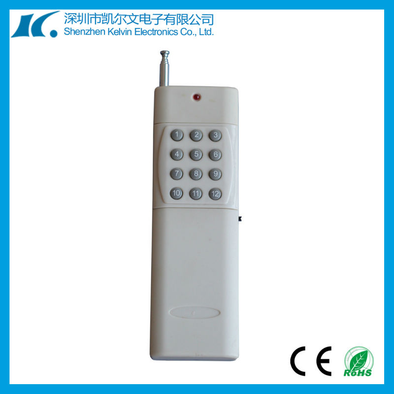 Wireless Universal Remote Control Car Key Fob RF Wireless remote control KL3000-12