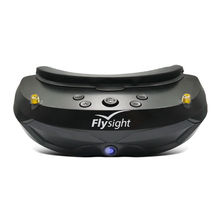 Flysight 5.8Ghz 40CH SpeXman Two FPV wireless video glasses for ps3