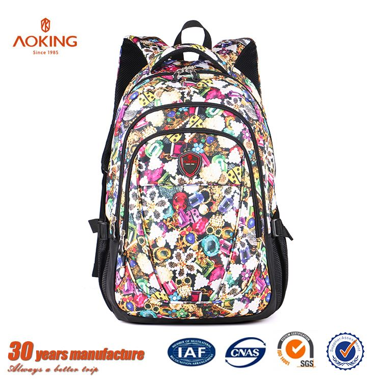 Hot sale Travelling factory Teens wholesale school bag guangzhou/.