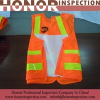 general inspection services garment paper bag