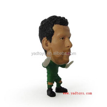 Plastic simulation human figure, factory customized plastic own design action figurines