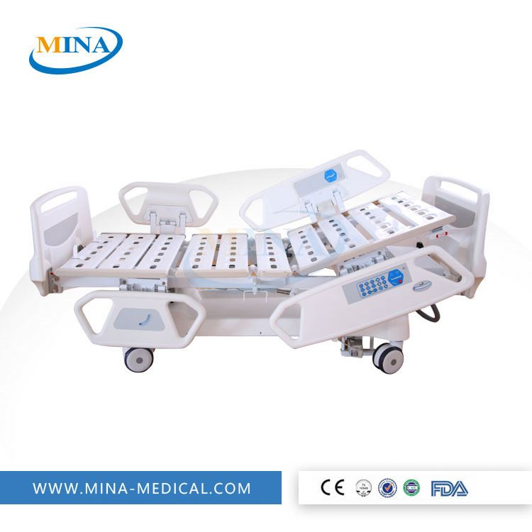 MINA-EB7601-A-2 Economy hospital electric medical bed price for sale