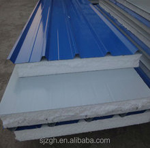 Cleanroom EPS sandwich panel supplier in uae