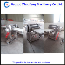 High quality stainless steel puff pastry snack food making machine flaky pastry press machine