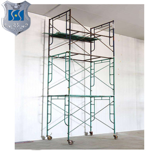 Used main Steel Frames scaffolding for sale in uae