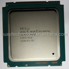 Intel Xeon Processor E5-2697 v2 (30M Cache, 2.70 GHz) cpu