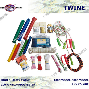 nylon fishing net rope twine