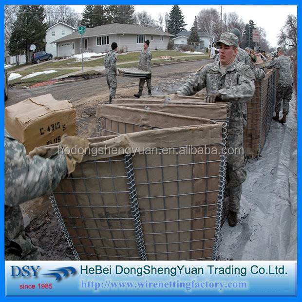 hesco bastion price /Military Security Wall manufacturer hesco bastion box