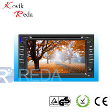 JK6212 Newest WIN 7 HD 6.2 inch BLUETOOTH GPS RDS double din car stereo/6.2 inch 2 Din car DVD