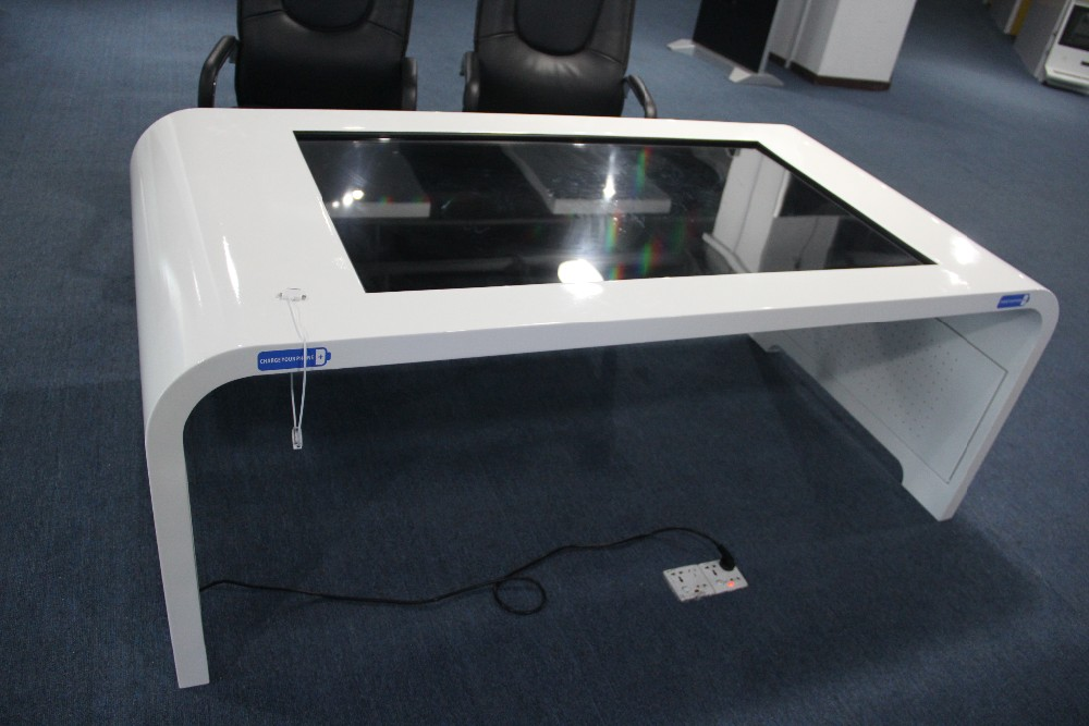 42 inch lcd Display Touch Computer Table Kiosk(from 32inch to 65inch optional)