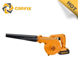 High Price Fast Charge 14.4V 18V Cordless Blower