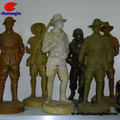 Factory Customed Military Figure Plastic Golem Army Men Toy